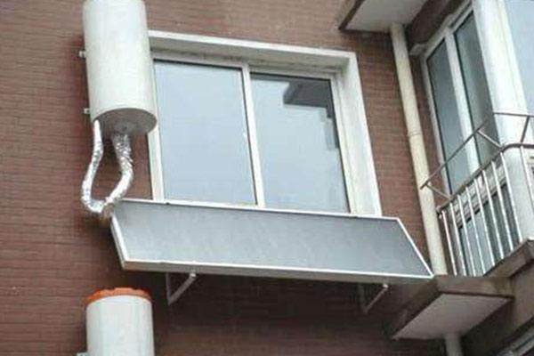 阳台壁挂太阳能维修